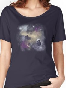 Trough Time and Space Women's Relaxed Fit T-Shirt