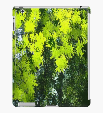 Abstract nature iPad Case/Skin