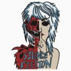 silence fiction, band shirt by Amy101