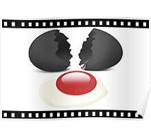 ✾◕‿◕✾ FILM STRIP EGG OF DISTINCTION✾◕‿◕✾ Poster