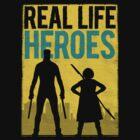 Real Life Heroes (V.1) by Madkristin