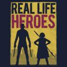 Real Life Heroes (V.2)  by Madkristin
