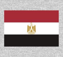 Egypt Flag by cadellin