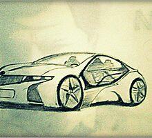 BMW by Pradeep Yadav