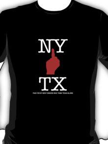 NY FU TX T-Shirt
