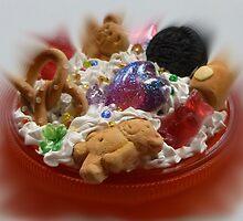 Yummy Gummies by WildestArt