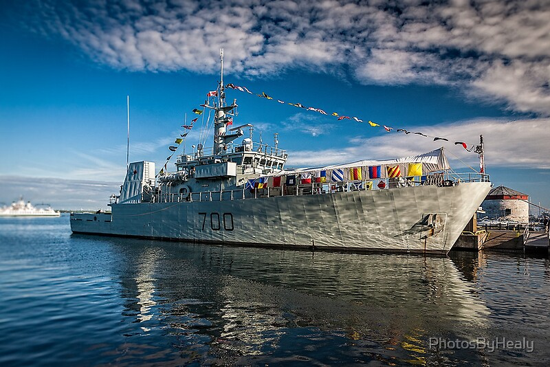 HMCS Kingston by PhotosByHealy