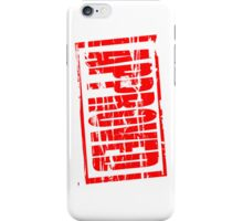 Approved iPhone Case/Skin