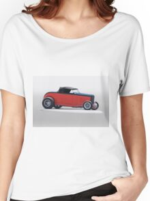 1932 Ford 'Two Tone' Roadster Women's Relaxed Fit T-Shirt