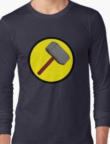 Captain Mjolnir Long Sleeve T-Shirt