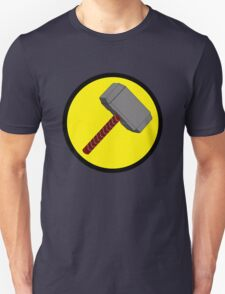 Captain Mjolnir Unisex T-Shirt