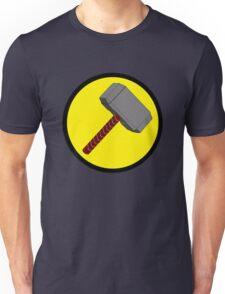 Captain Mjolnir Unisex T-Shirt