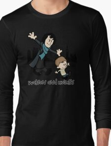 Watson and Holmes  Long Sleeve T-Shirt
