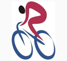 Cyclist Icon by punith