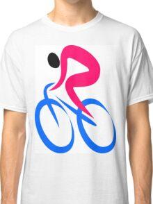 Cyclist Icon Classic T-Shirt