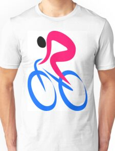 Cyclist Icon Unisex T-Shirt
