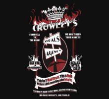 Crowley's Deals Agency T-Shirt