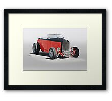 1932 Ford 'Two Tone' Roadster II Framed Print