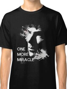 Sherlock - One More Miracle Classic T-Shirt