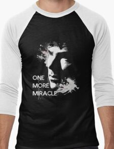 Sherlock - One More Miracle Men's Baseball ¾ T-Shirt