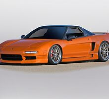 1994 Acura NSX by DaveKoontz