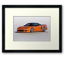 1994 Acura NSX Framed Print