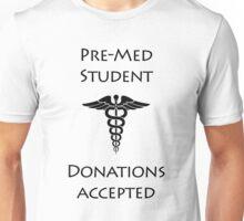 Pre-Med Student Unisex T-Shirt