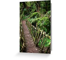 Puzzlewood Greeting Card