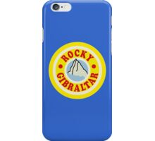 "Toy Story ""ROCKY GIBRALTAR""  iPhone Case/Skin"