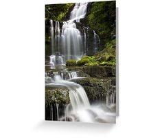 Falls in the Yorkshire Dales Greeting Card
