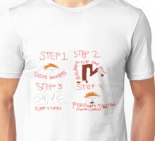 Guide To Inter-dimensional Travel Unisex T-Shirt