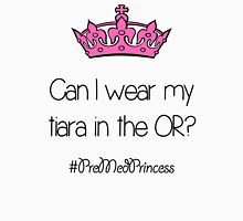 Tiara on the Doctor Unisex T-Shirt