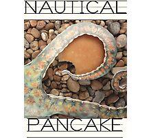 Nautical Pancake Photographic Print