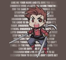 Chibi Lloyd n his Quotes by t3hb33