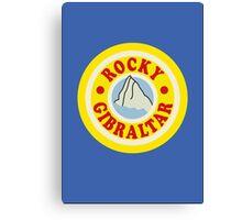 "Toy Story ""ROCKY GIBRALTAR""  Canvas Print"