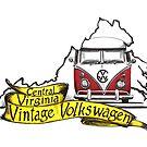 C3V Central Virginia Vintage Volkswagen by bulldawgdude
