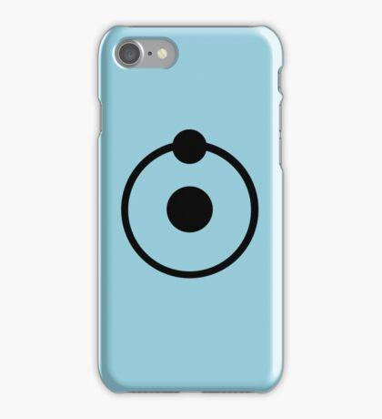 Dr. Manhattan Watchmen iPhone Case/Skin