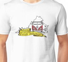 C3V Central Virginia Vintage Volkswagen Unisex T-Shirt