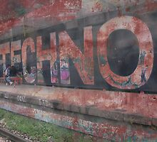 Techno Love by stereognomes