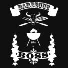 BBQ Pit Boss by Stevie B
