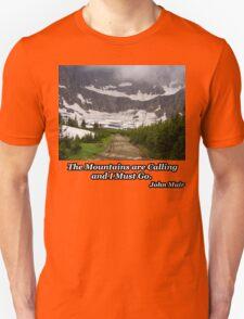 Iceberg Lake T-Shirt