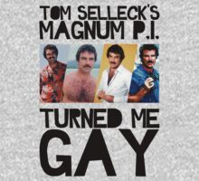 Tom Selleck turned me gay by bertviles
