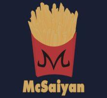 Super McSaiyan by Snowballs