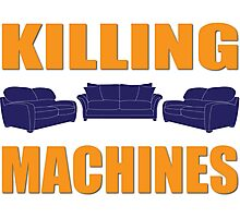 Killing Machines Photographic Print