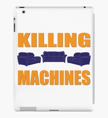 Killing Machines iPad Case/Skin