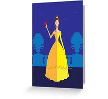 Origami - La Belle Greeting Card