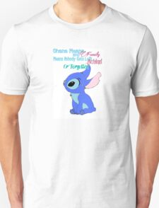 Ohana means family  Unisex T-Shirt