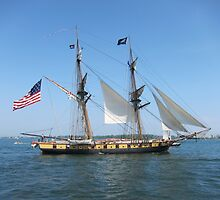 Tall Ship Niagara by bountified