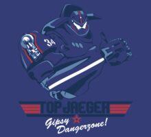 Gipsy Dangerzone! by BabyJesus