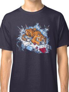 Homicidal Psycho Jungle Exhibit Classic T-Shirt